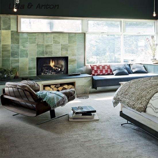 10 лучших идей для успокаивающих спален