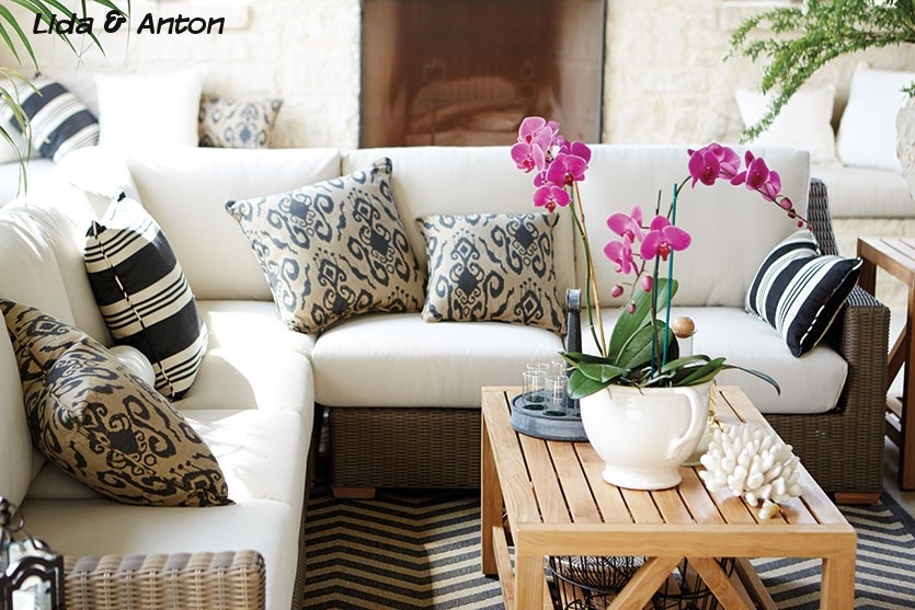 6 простых способов сделать комнату отдыха на открытом воздухе
