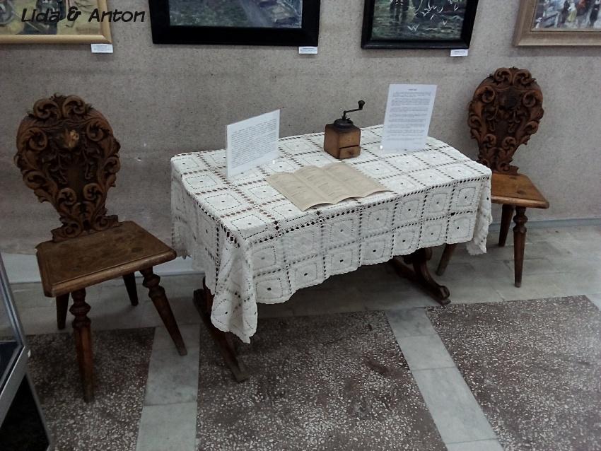 Мебель из музея