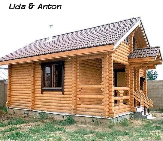 Ленточный фундамент для бань или дачных домиков