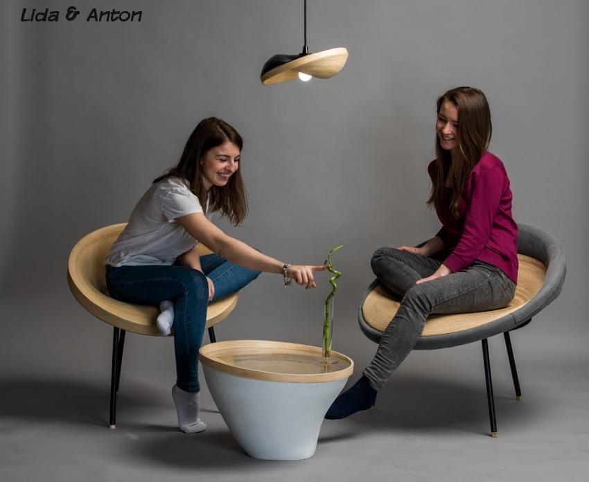 Бамбуковая мебель SAGANO
