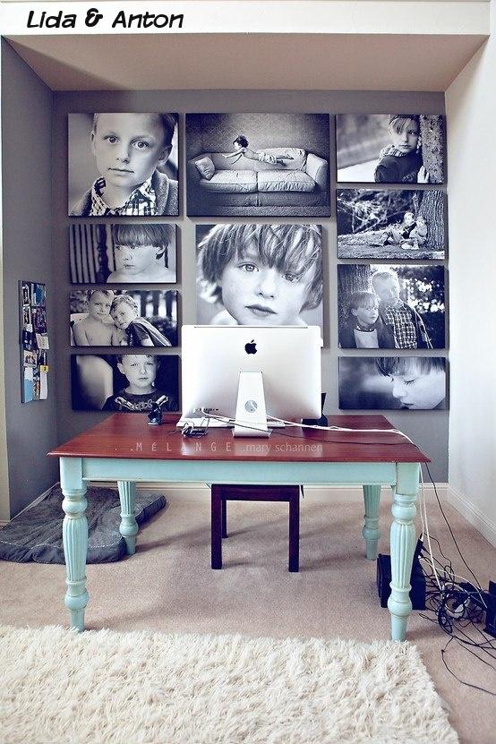 Рабочий стол и фото