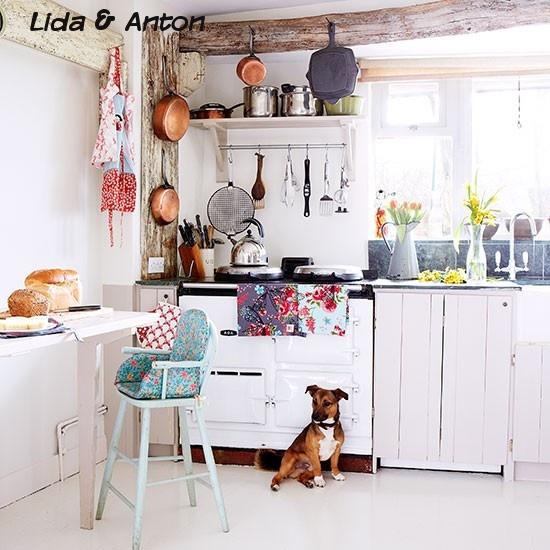 Стиль прованс для кухни