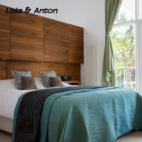 Кровать с местом для хранения
