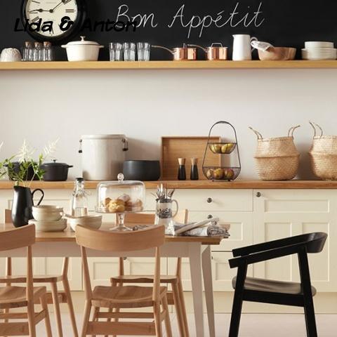 Кремовые идеи для дизайна кухни