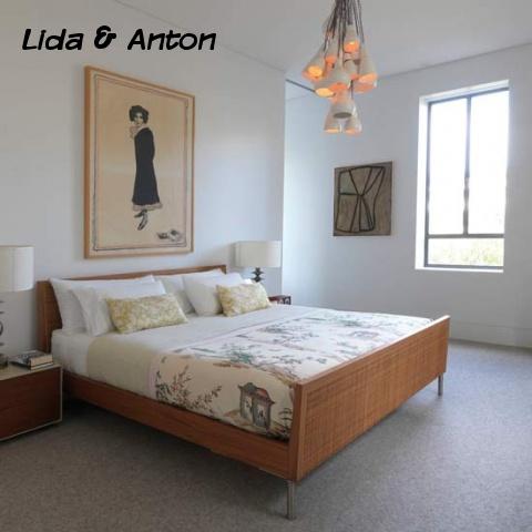 Малая спальня Кэйт Бланшет