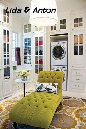 Шкафы для хранения одежды с креслом