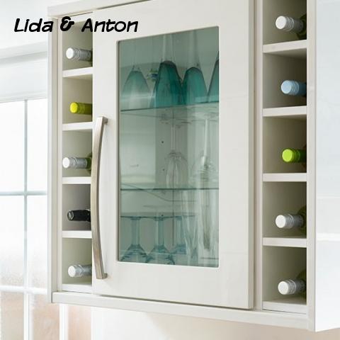 Встроенный шкаф для вина