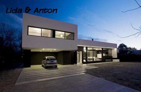 Классика современного дизайна дома