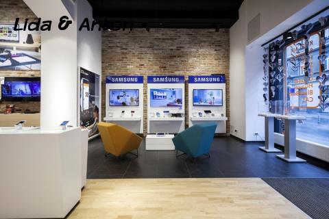 Магазин смартфонов в Загребе