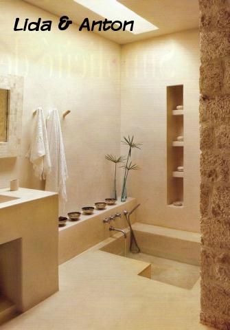 SPA ванная вашей мечты - ванная