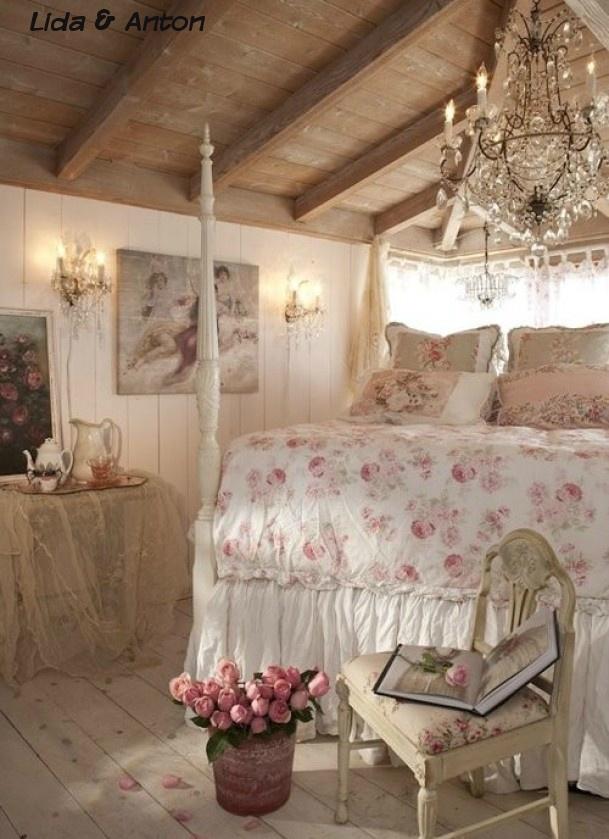 Романтические идеи для спальни создающие сказочные ощущения