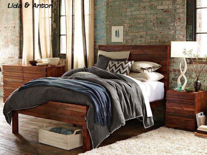 Мебель интерьера в стиле гранж