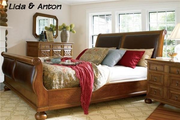 Колониальный американский стиль мебели
