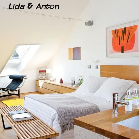 6 шагов к созданию спальни отельного стиля