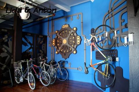 Стимпанк и велосипеды