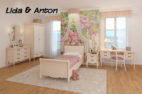 Детская комната Лебо