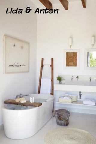 SPA ванная вашей мечты - пень для сидения